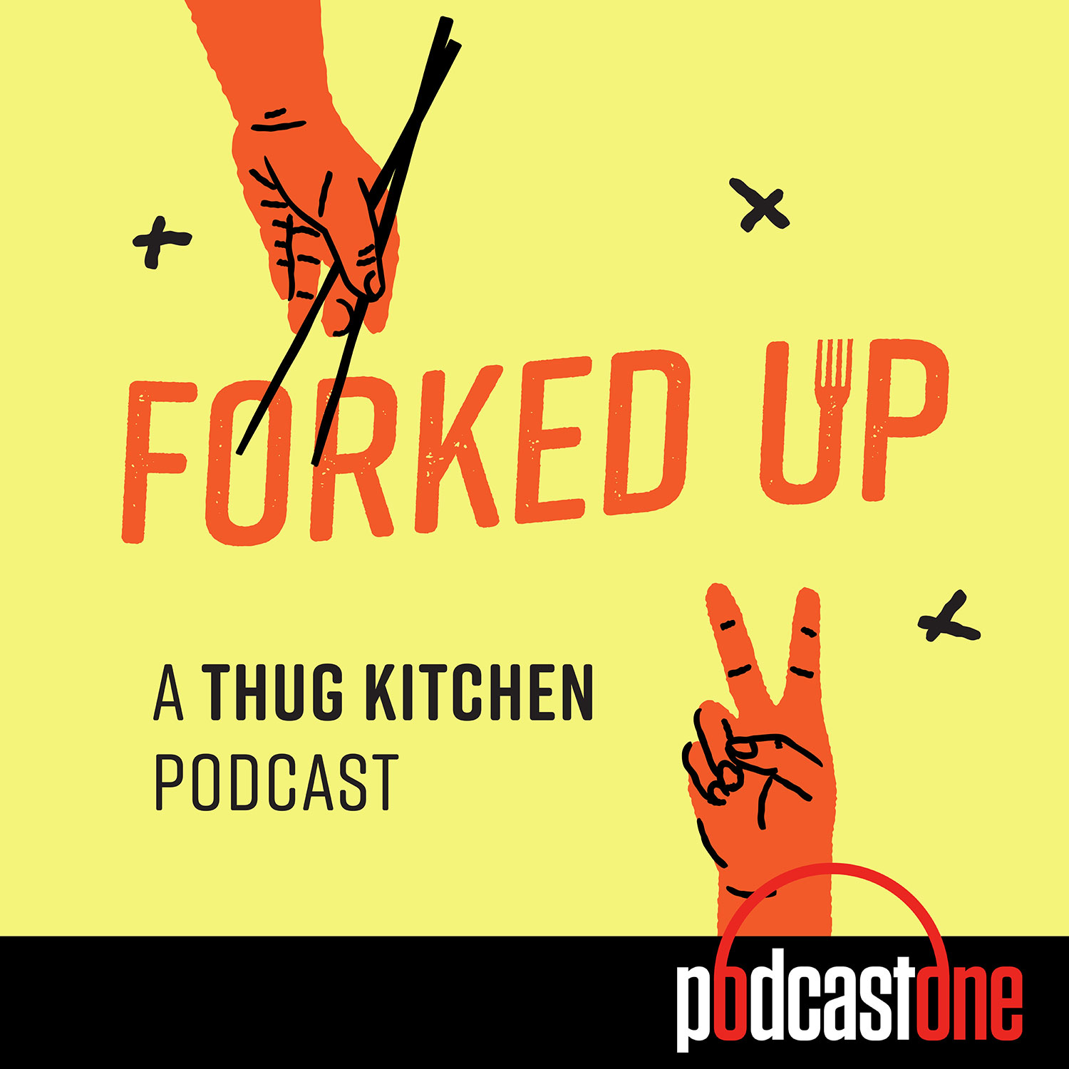 Jill Replogle Forked Up: A Thug Kitchen podcast on