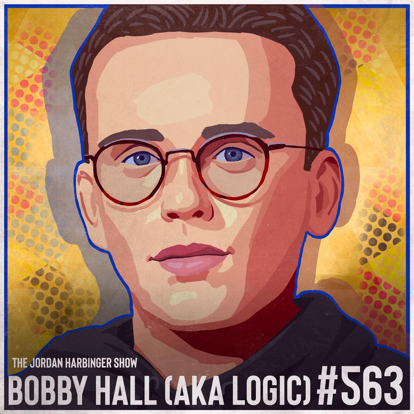 563: Bobby Hall (aka Logic)   This Bright Future