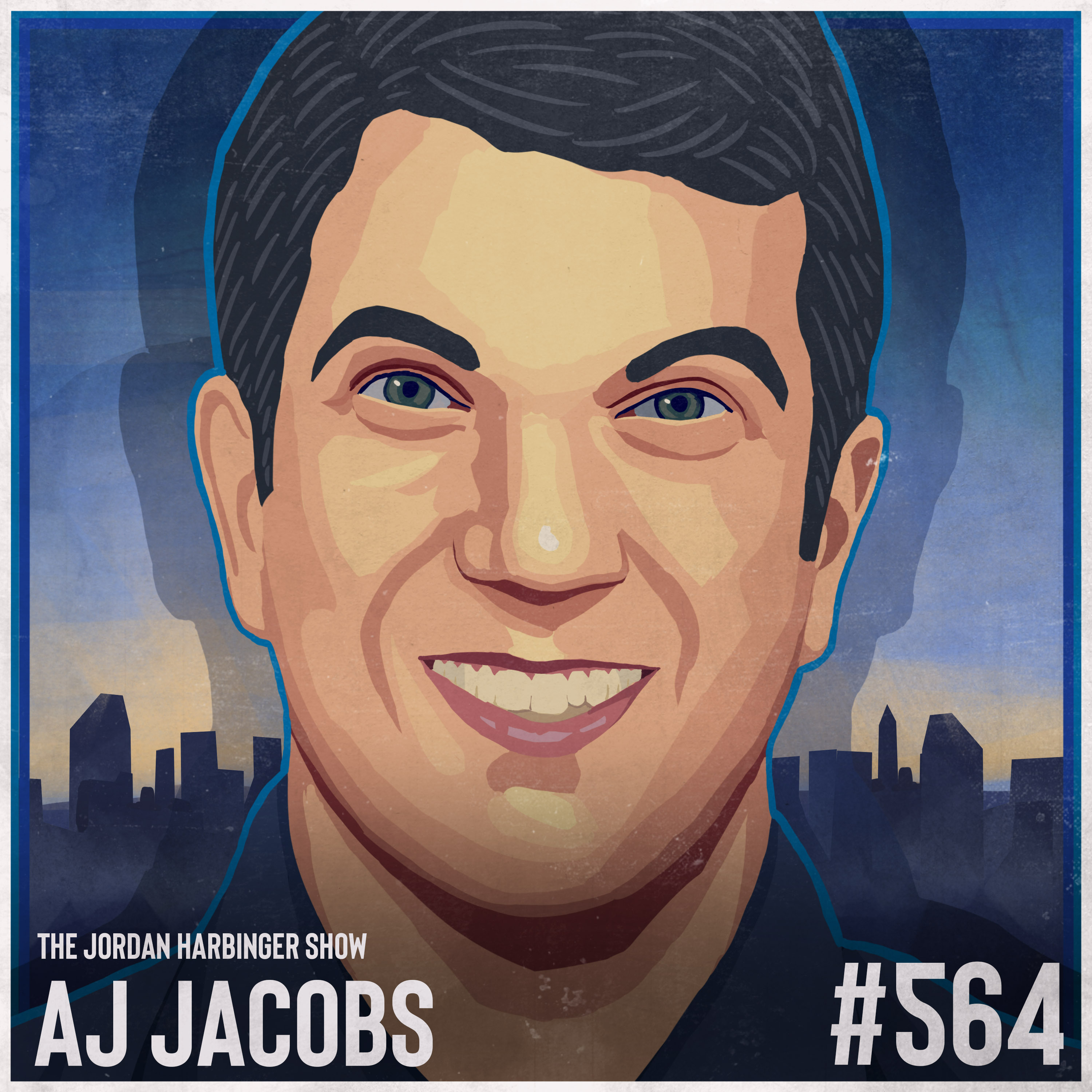 564: A.J. Jacobs   It's All Relative