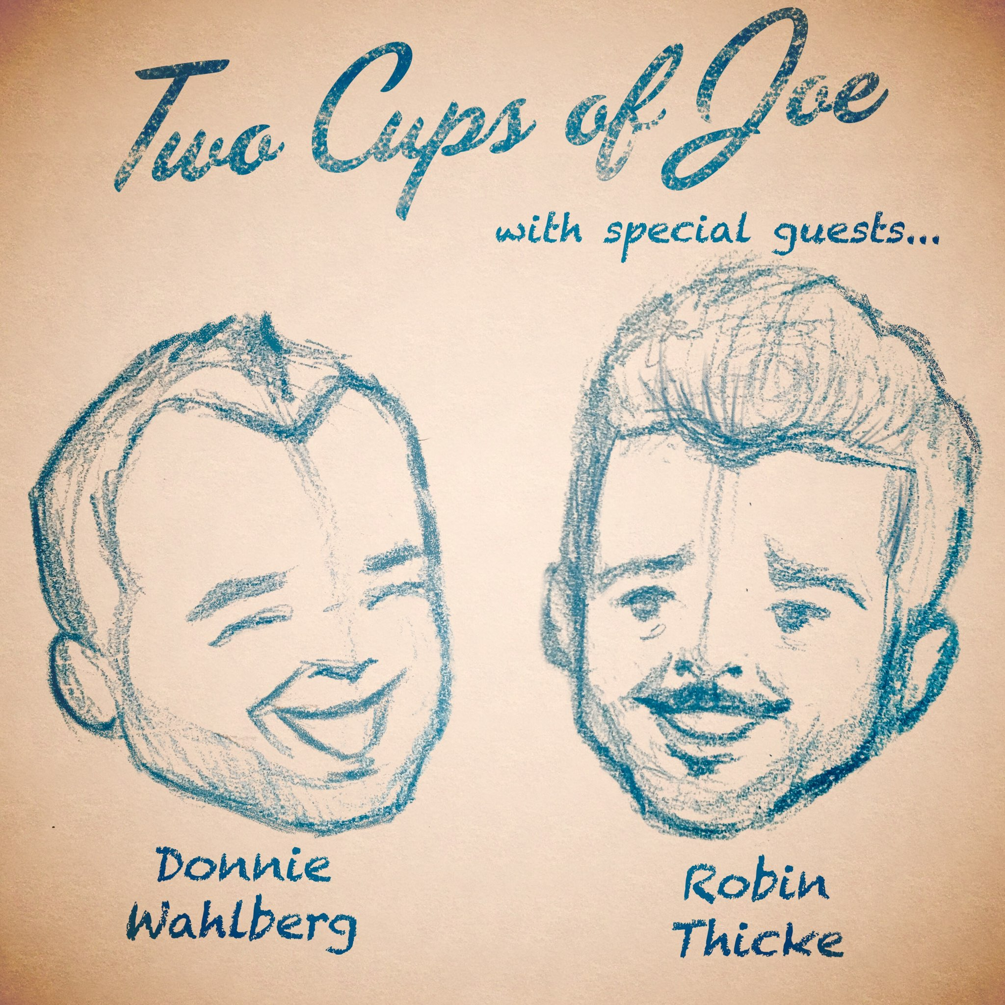 Two Cups Of Joe with Joey Fatone & Joe Mulvihill