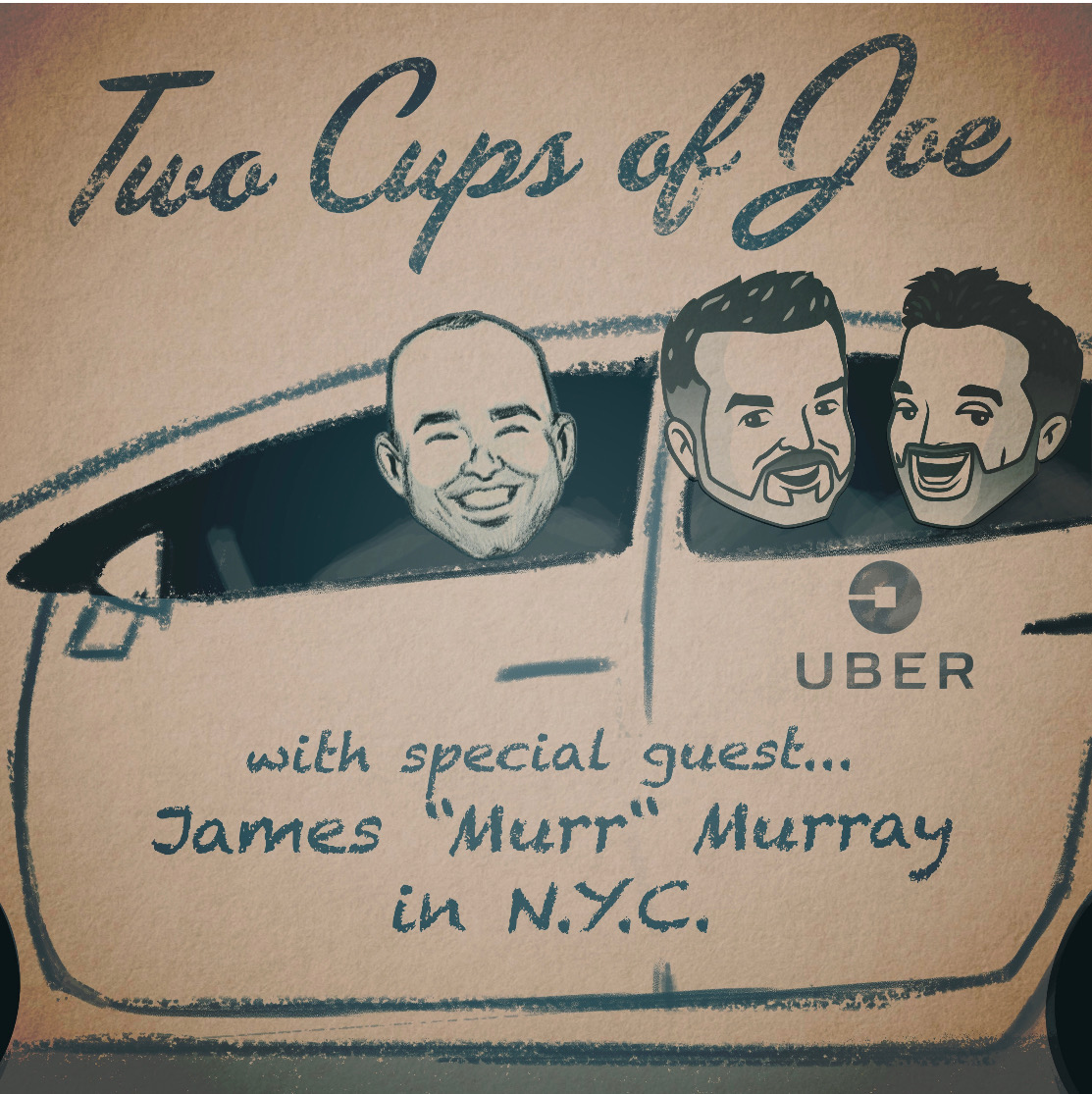 Impractical jokers podcast interview with murr about