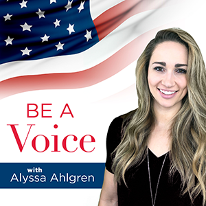 Be A Voice with Alyssa Ahlgren