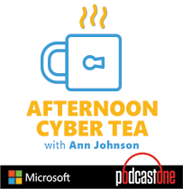 Afternoon Cyber Tea with Ann Johnson