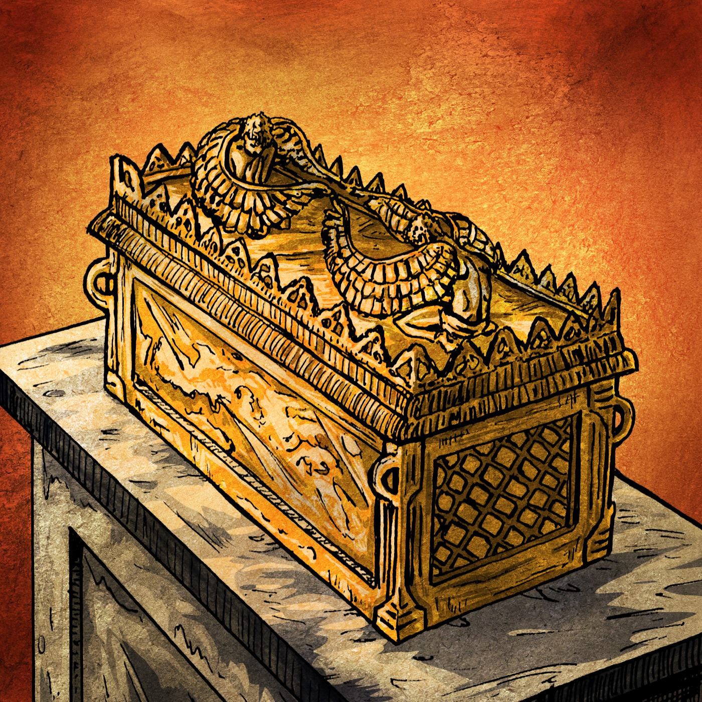 Episode #131- Does Ethiopia Have the Ark of the Covenant? (Part I)