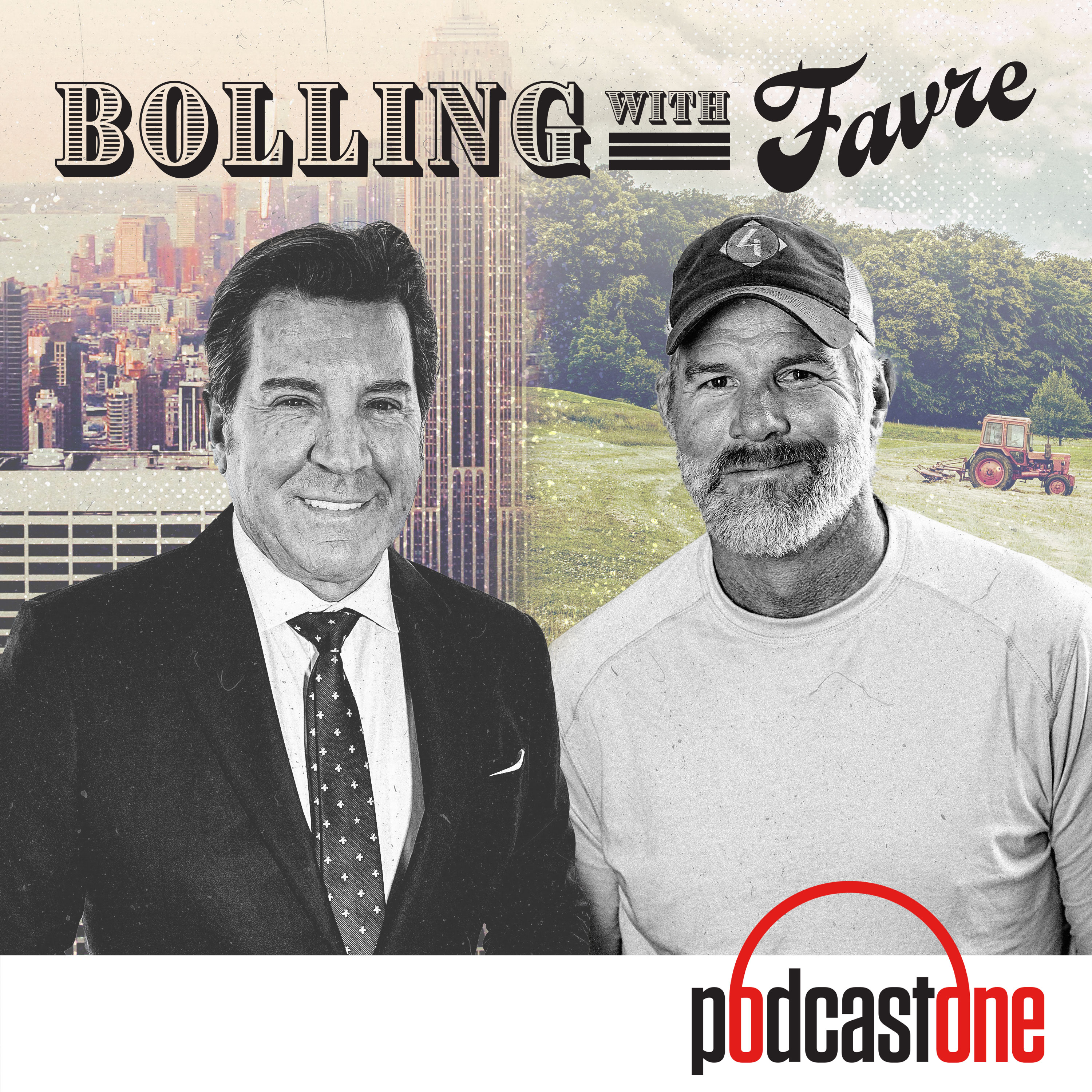 PodcastOne: Bolling with Favre
