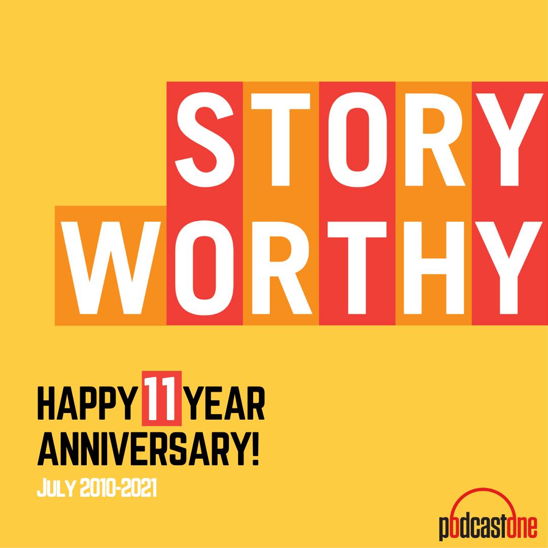 Happy 11 Year Anniversary Story Worthy!