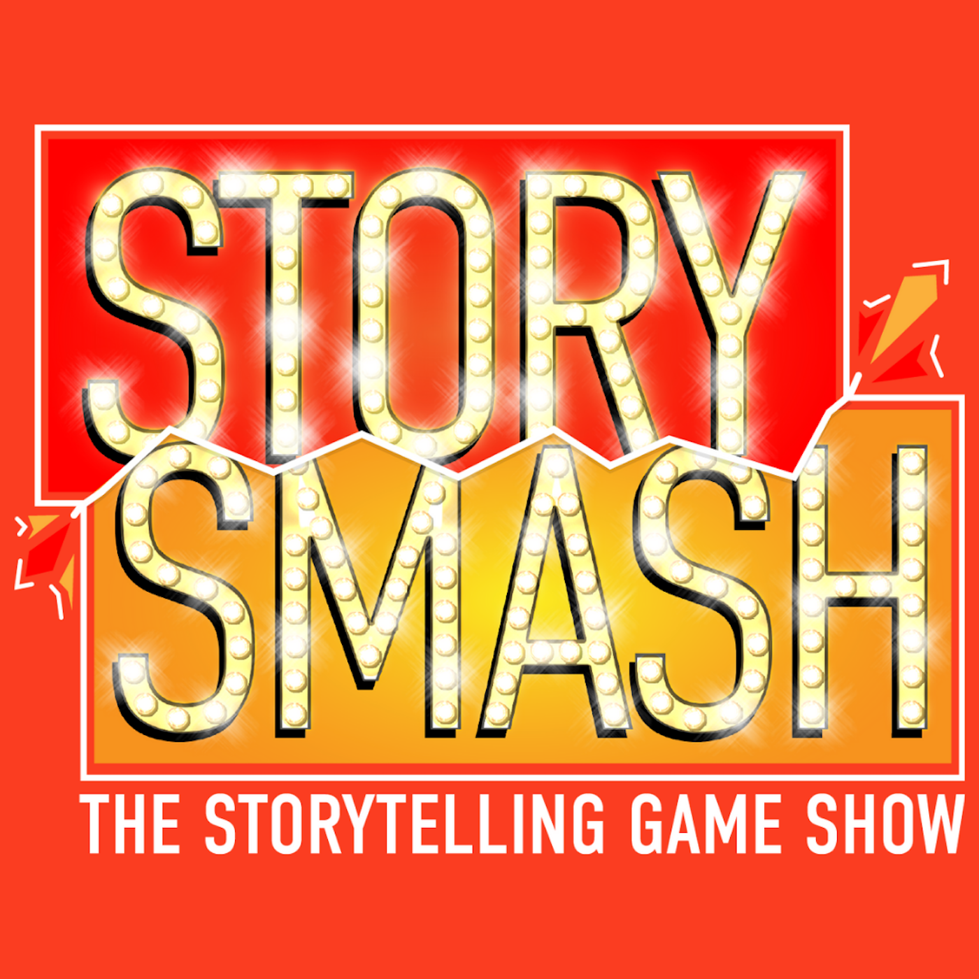 Story Smash the Storytelling Game Show! LIVE at the Hollywood Improv 8-28-21