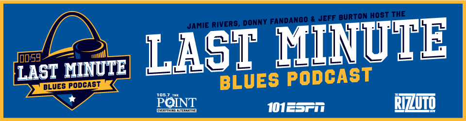 Last Minute Blues Podcast