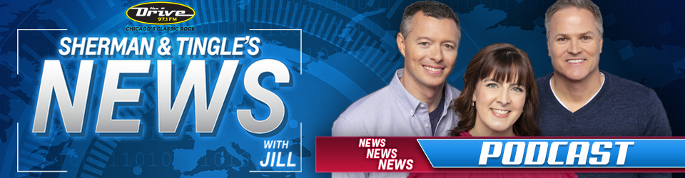 Sherman & Tingle's News With Jill
