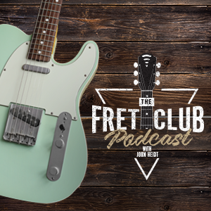 The Fret Club with John Heidt