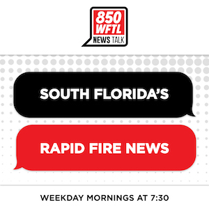 South Florida?s Rapid Fire News