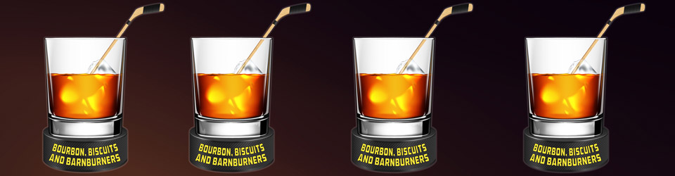Bourbon, Biscuits & Barnburners