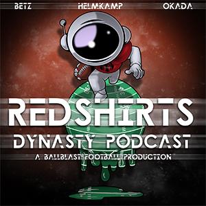 Redshirts Dynasty Podcast