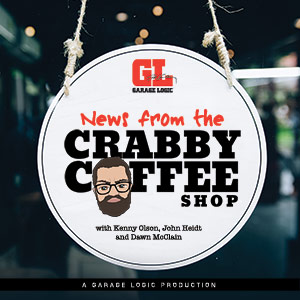 News from the Crabby Coffee Shop