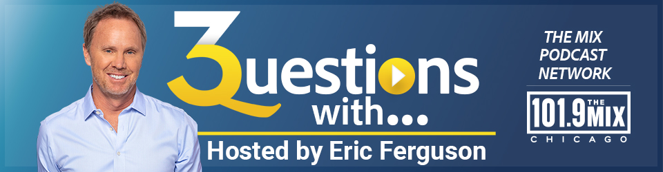 3 Questions With...