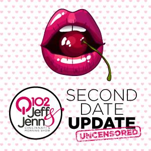 Jeff & Jenn Second Date Update UNCENSORED