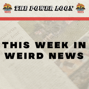 The Week in Weird News - The Loon Morning Crew