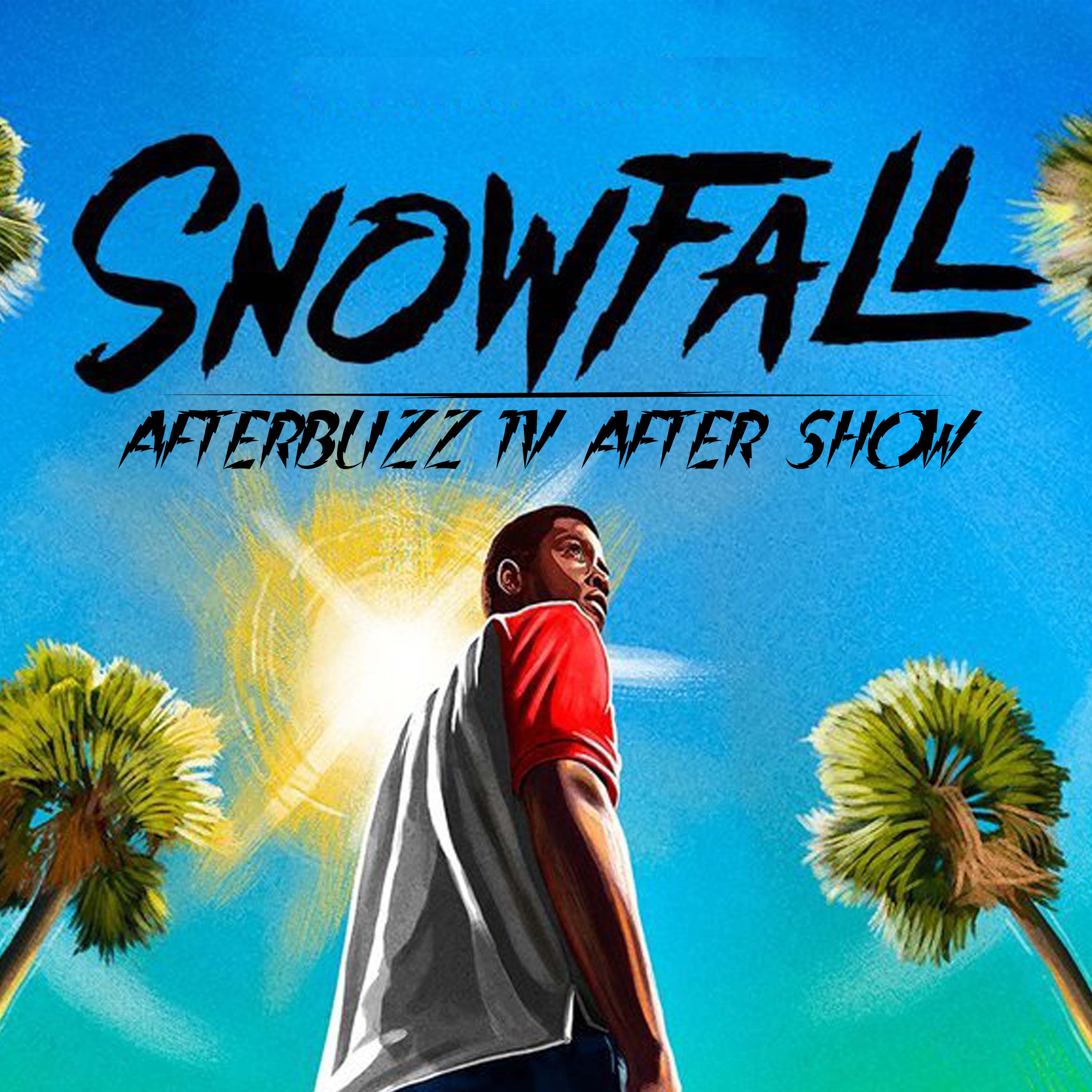 Snowfall After Show