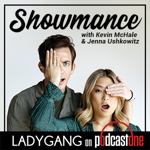 Showmance with Kevin McHale and Jenna Ushkowitz