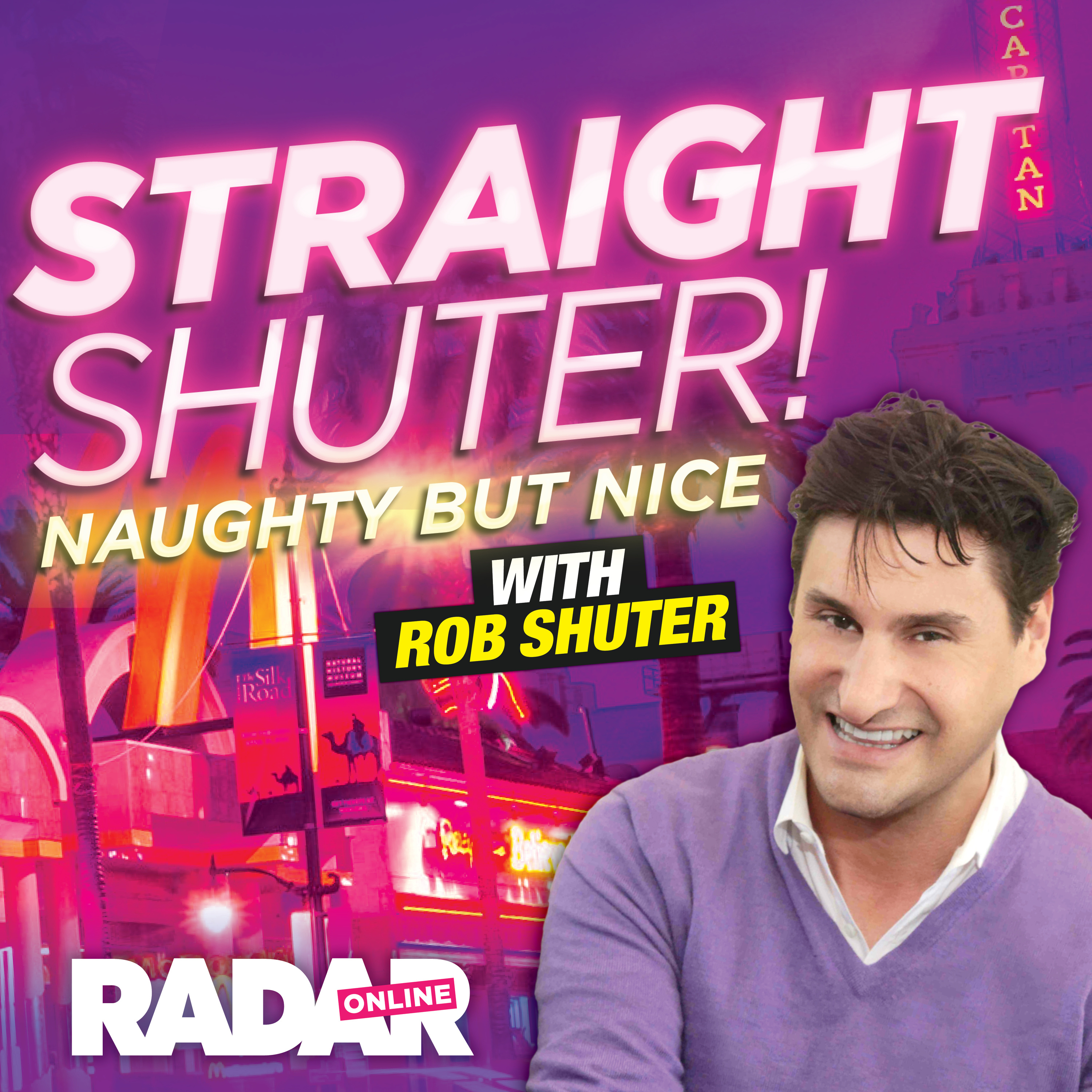 Straight Shuter - Naughty But Nice Celebrity Dish