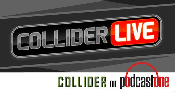 PodcastOne: Collider Live