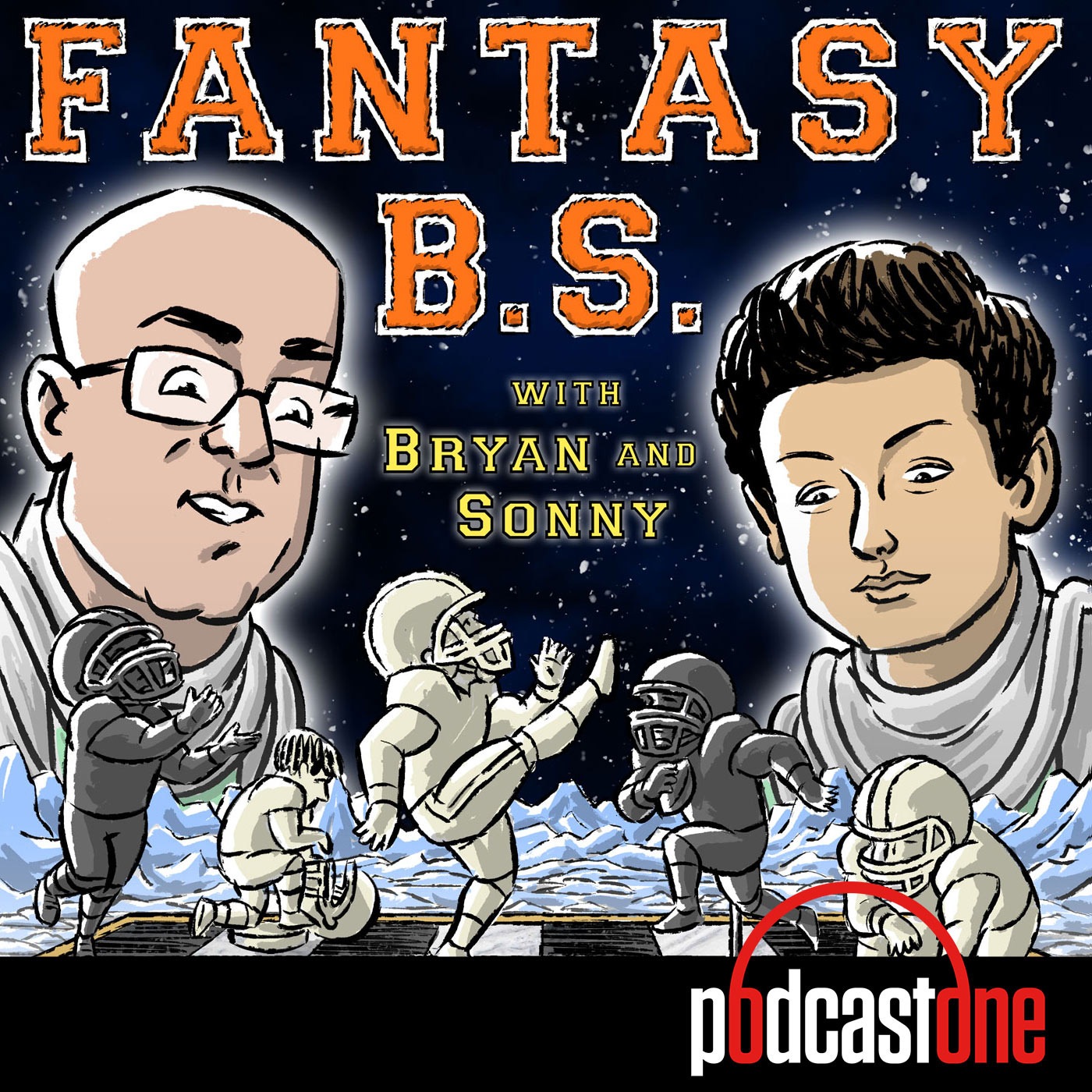 pod|fanatic | Podcast: Fantasy BS with Bryan and Sonny