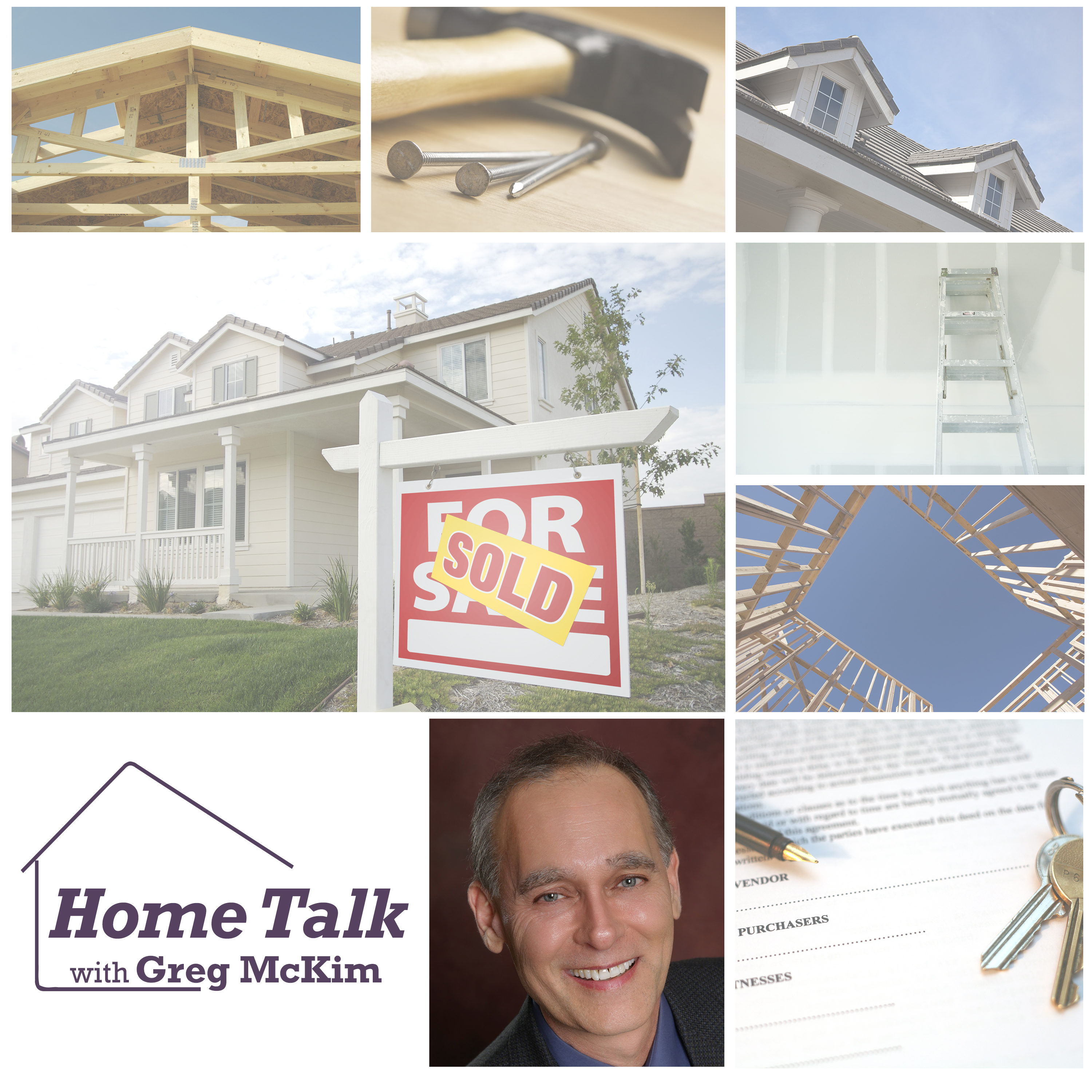 Home Talk with Greg McKim